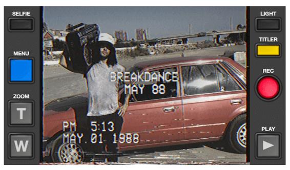 VHS Camcorder Mod Apk