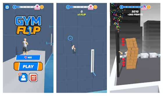 Gym Flip Mod Apk
