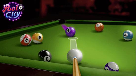 Pooking Billiards City Mod Apk