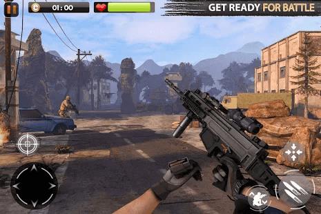 Download Real Commando Mod Apk