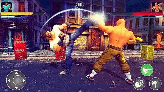 Real Superhero Kung Fu Fight Mod Apk