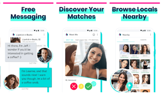 POF Free Dating App Mod Apk